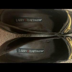 Larry and Stuart shoes